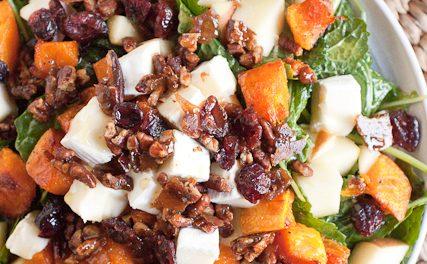 Sweet and Salty Gremlin Salad