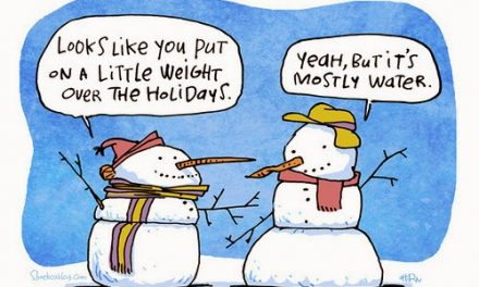 How to Avoid Christmas Weight Gain