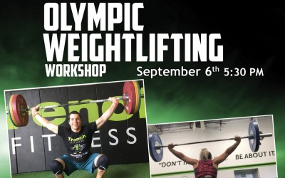 Olympic Weightlifting Workshop