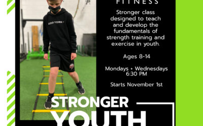 Stronger: Youth